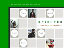 Tablet Preview of orientex.ca